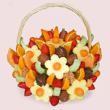 fruit baskets for delivery edible fruit bouquets baskets fruit flowers delivery across uk