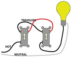 how a 3 way light switch works home electrical guide acme how