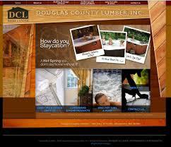 Home Design Products Alexandria In by Home Imrpovement U0026 Lumberyard Web Design Examples Sytek