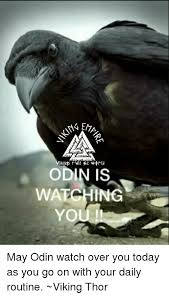 Vire Meme - nuns 4emp wa g s vire y may odin watch over you today as you go on