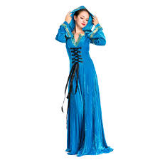 Witch Halloween Costumes Aliexpress Com Buy Women U0027s Renaissance Costumes Historical