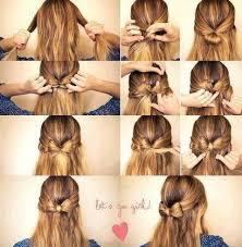 Einfache Frisuren by Best Schnelle Frisuren Für Mittellanges Haar 2017 Mode Frisuren