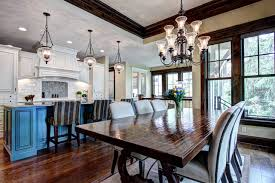 open floor plan kitchen open floor plan kitchen and dining room traditional kitchen