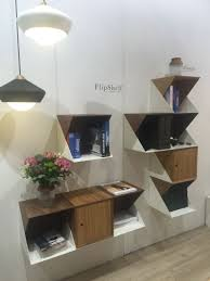 modern wall shelves seamlessly blend aesthetics with function