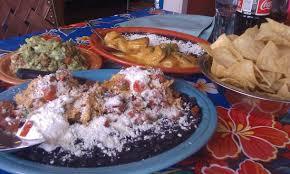 cuisine am ique latine que rica comida picture of senor moose seattle tripadvisor