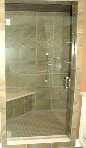 Single Frameless Shower Door Frameless Shower Doors Artistcraft