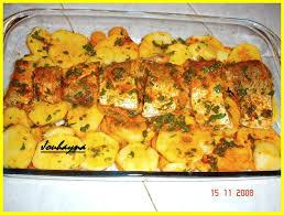 cuisiner filet de merlan merlan aux legumes au four la cuisine de jouhayna de a à z