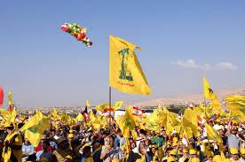 Hezbollah Flag Hezbollah Leader Says He Met Assad In Syria Over Is Evacuation