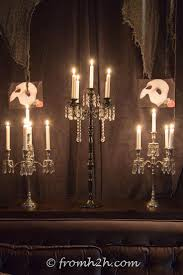 halloween wedding centerpiece ideas 67 best xv ale images on pinterest phantom of the opera