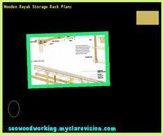 kayak freestanding storage rack uk 104410 woodworking plans and