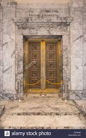 washington state capitol building house chamber bronze doors in
