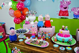 peppa pig party peppa pig party wish