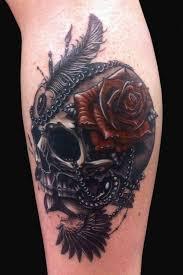 Amazing Skull - amazing skull and on arm