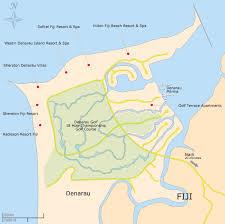 fiji resort map denarau map fiji denarau accommodation