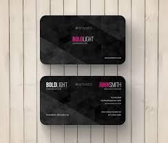 15 inspiring showcase of round die cut business cards pixelpetal