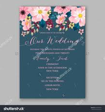 bridal invitation wording poinsettia wedding invitation sle card beautiful winter floral