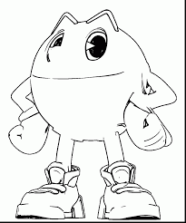 impressive pacman ghost coloring pages with pacman coloring pages