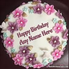 birthday cake generate photo birthday cake with name online