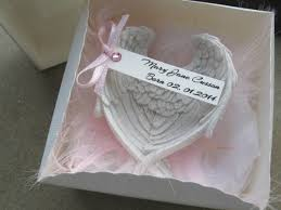 keepsake baby gift baby gift keepsake angel wings small dish christening gift