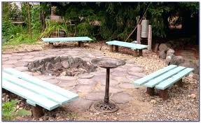 Benches With Cushions - curved benches for fire pits fire pits full size of pit bench