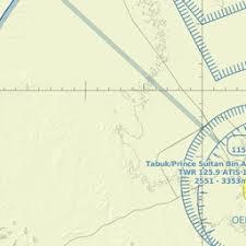 tabuk map oetb tabuk prince sultan bin abdula airport skyvector