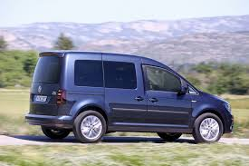 volkswagen caddy 2017 new vw caddy tgi is the first van to combine natural gas and dsg u0027box