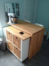 ikea rolling kitchen island expedit rolling kitchen island rolling kitchen island ikea hack