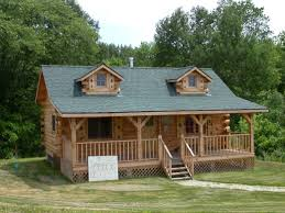 two story log home floor plans