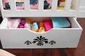 Baby Storage Baby Doll Crib Build A Baby Doll Crib From Vintage Items U2013 Home