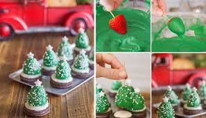 Arts And Crafts Christmas Tree - chocolate covered strawberry christmas trees archives find fun