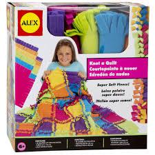 alex knot a quilt kit