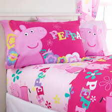 Peppa Pig Toddler Bed Set Choice