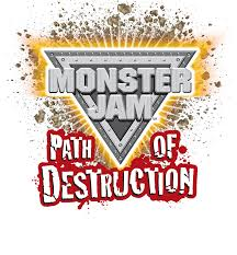 monster truck jam nj monster jam path of destruction hits metlife stadium 6 14 ticket