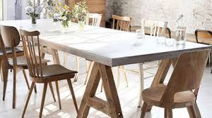 grande table de cuisine grande table salle à manger table de cuisine haute trendsetter