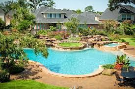 Small Backyard Landscape Design Ideas Tropical Backyard Design Ideas Home Design Inspirations