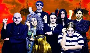review the addams family nouse