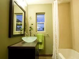 mirrored bathroom vanities hgtv