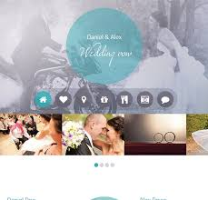 wedding websites best 10 top wedding website templates for your best moments