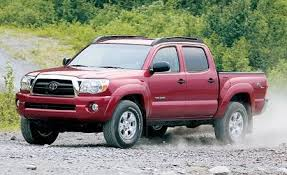 2004 Toyota Tacoma Interior Toyota Tacoma Double Cab Sr5 4x4 V 6 Road Test Reviews Car
