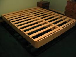 Twin Platform Bed Building Plans by Bed Frames Platform Bed Frame Plans Build Your Own Bed Frame Bed