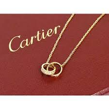 gold diamond love necklace images Love imitation yellow gold diamond necklace b7013800 jpg