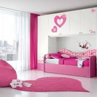 girls bedroom fair picture of pink bedroom decoration using