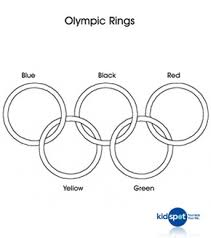 diamond ring coloring pages olympic rings coloring page funycoloring