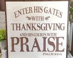 psalm 100 etsy
