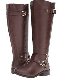 guess boots womens tis the season for savings on g by guess hurdle wide calf