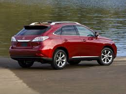 lexus rx 350 package prices 2011 lexus rx 350 price photos reviews u0026 features