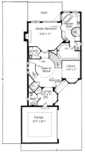 house plans with kitchen in front all plans