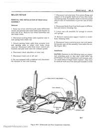 100 car workshop manuals opel rekord opel rekord 1966