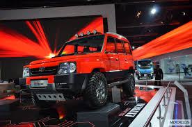 tata sumo modified next gen tata sumo will be based on a new lightweight platform