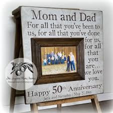 25 unique parents anniversary gifts ideas on 30th